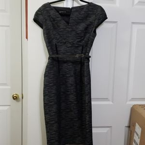 Jones new York work dress grey size 6